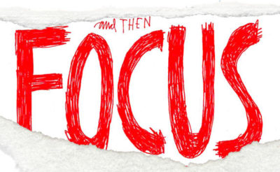 And then FOCUS